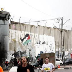 Inaugural Palestine Marathon / Signe Vest, Right to Movement flickr page