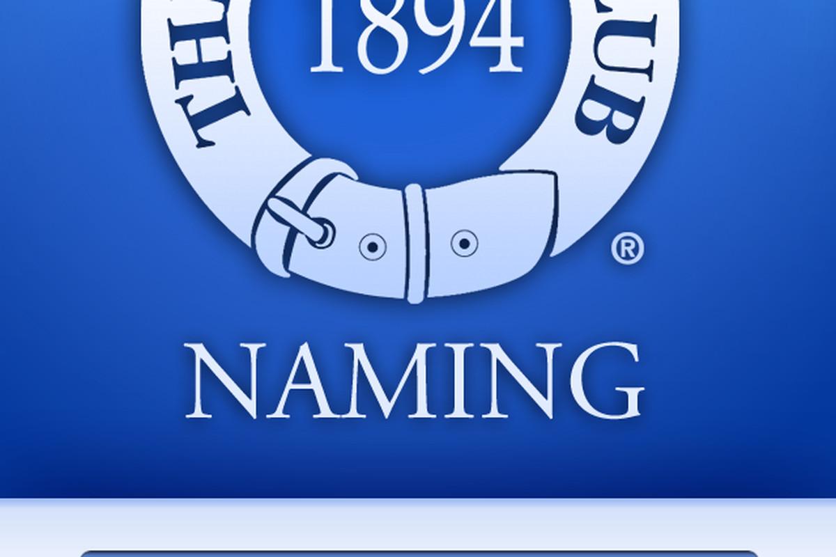 The new Naming App from The Jockey Club.