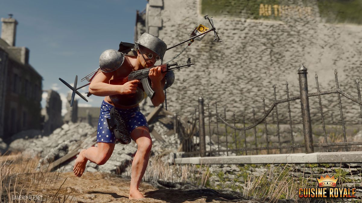 6 battle royale games to play that aren't Fortnite or PUBG - The Verge