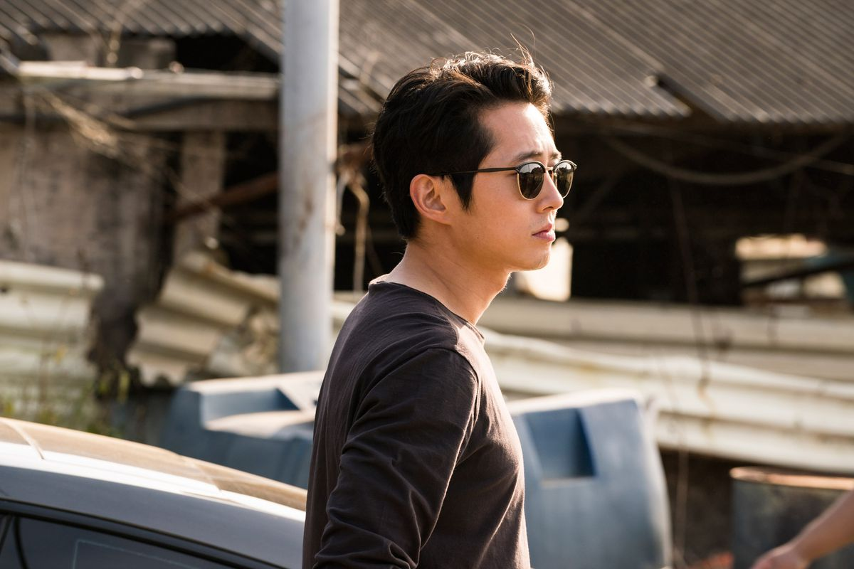 Steven Yeun in Burning