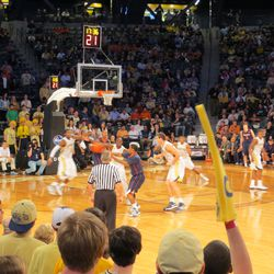 Tech on Defense in the Second Half