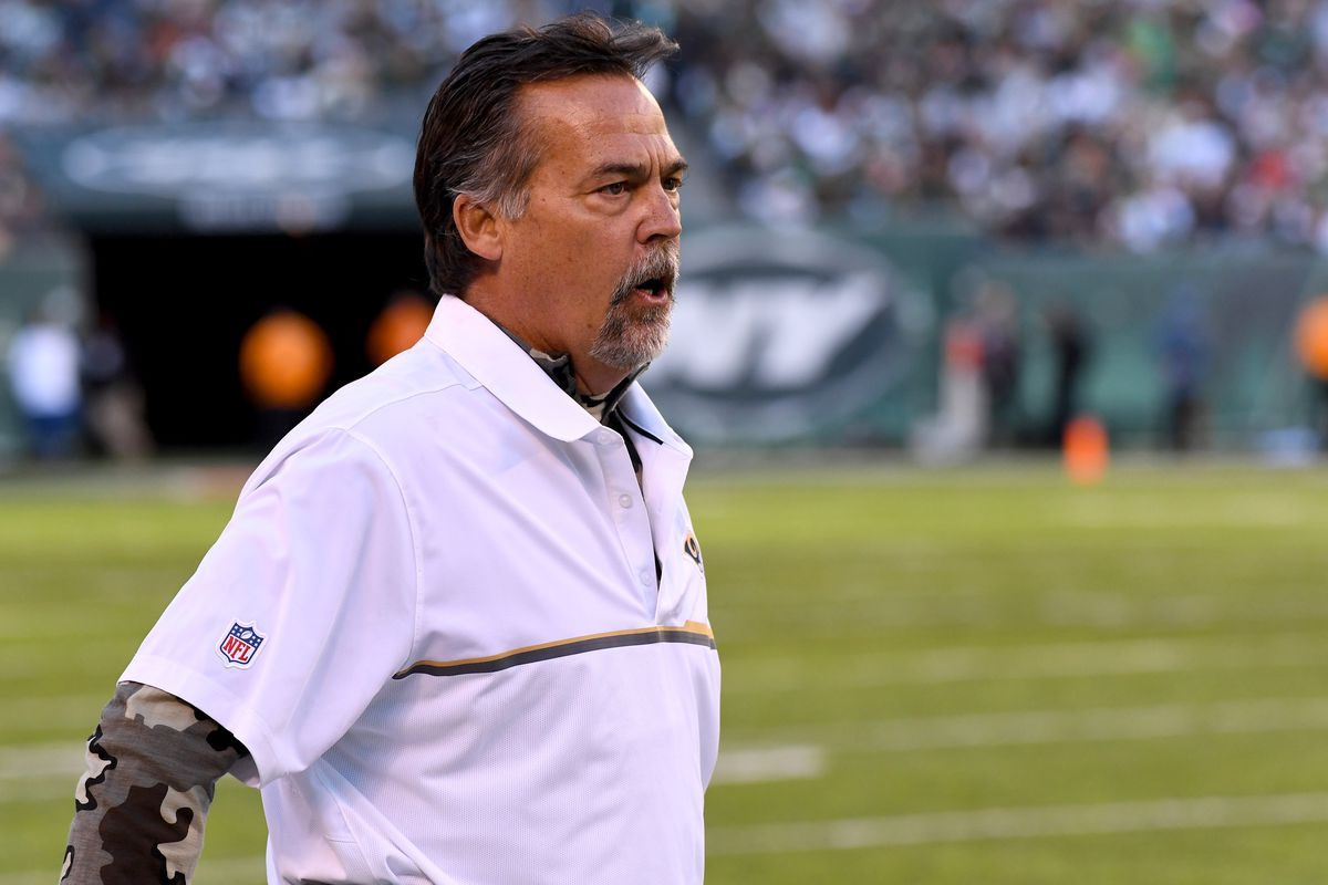 NFL: Los Angeles Rams at New York Jets