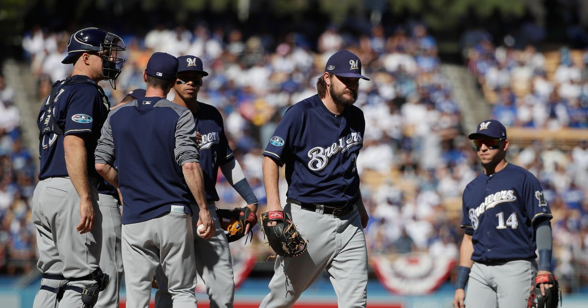 The Brewers just did one of the more unconventional things baseball has ever seen