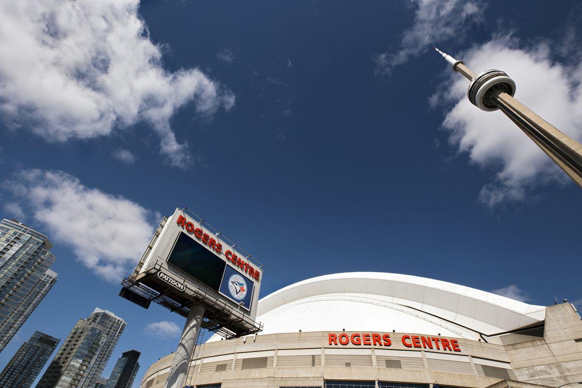 MLB: APR 01 Yankees at Blue Jays