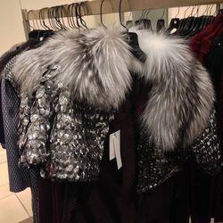 Marc Jacobs Jacket, $1,110 (originally $3700)