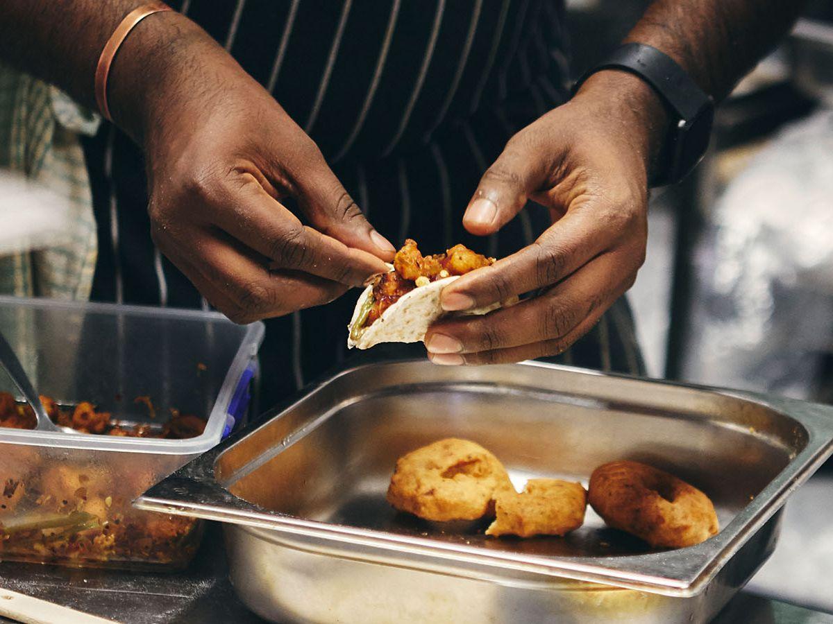 London's best new restaurants include Paradise Soho, serving Sri Lankan short eats