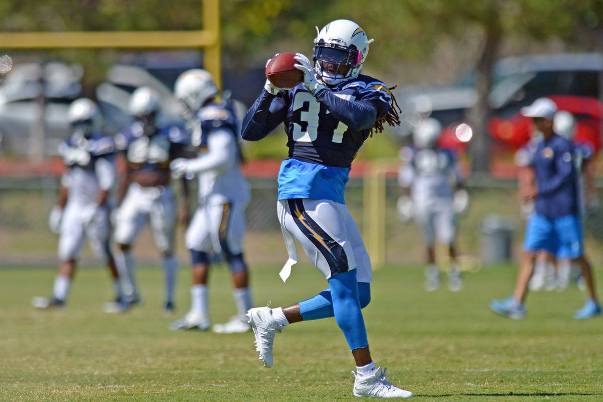 NFL: San Diego Chargers-Training Camp