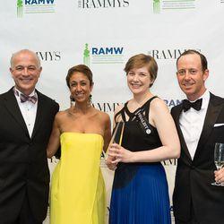 2941's Caitlin Dysart (center right).