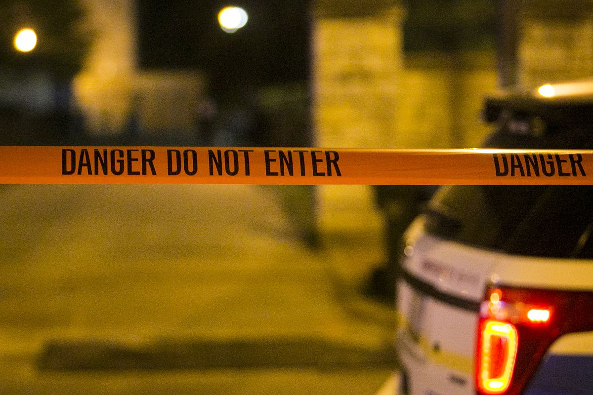 Three people were stabbed Oct. 19, 2020, in the 3300 block of South Claremont Avenue.
