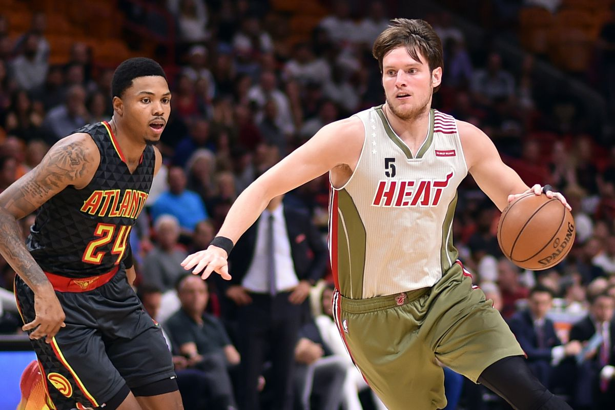 04abcec05864 NBA Free Agency 2017  Atlanta Hawks reportedly agree to one-year contract  with Luke Babbitt