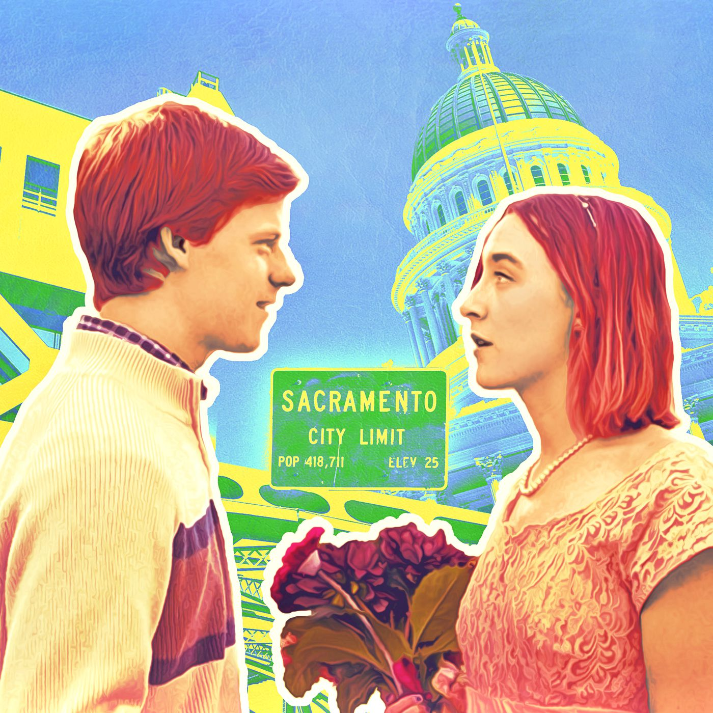 Lady Bird' Is the World's First Sacramento Movie - The Ringer