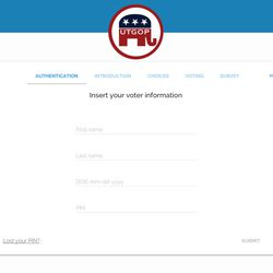 Some Utah Republicans encountered technical difficulties when online caucus voting became available Tuesday morning, but a cause for the troubles was initially unclear.