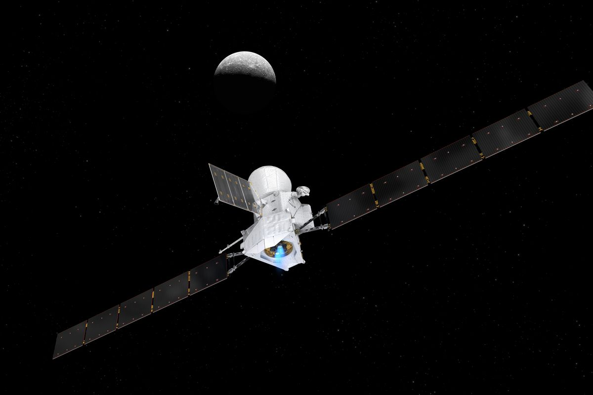 Two Spacecraft Are Embarking On A Seven Year Journey To Decode