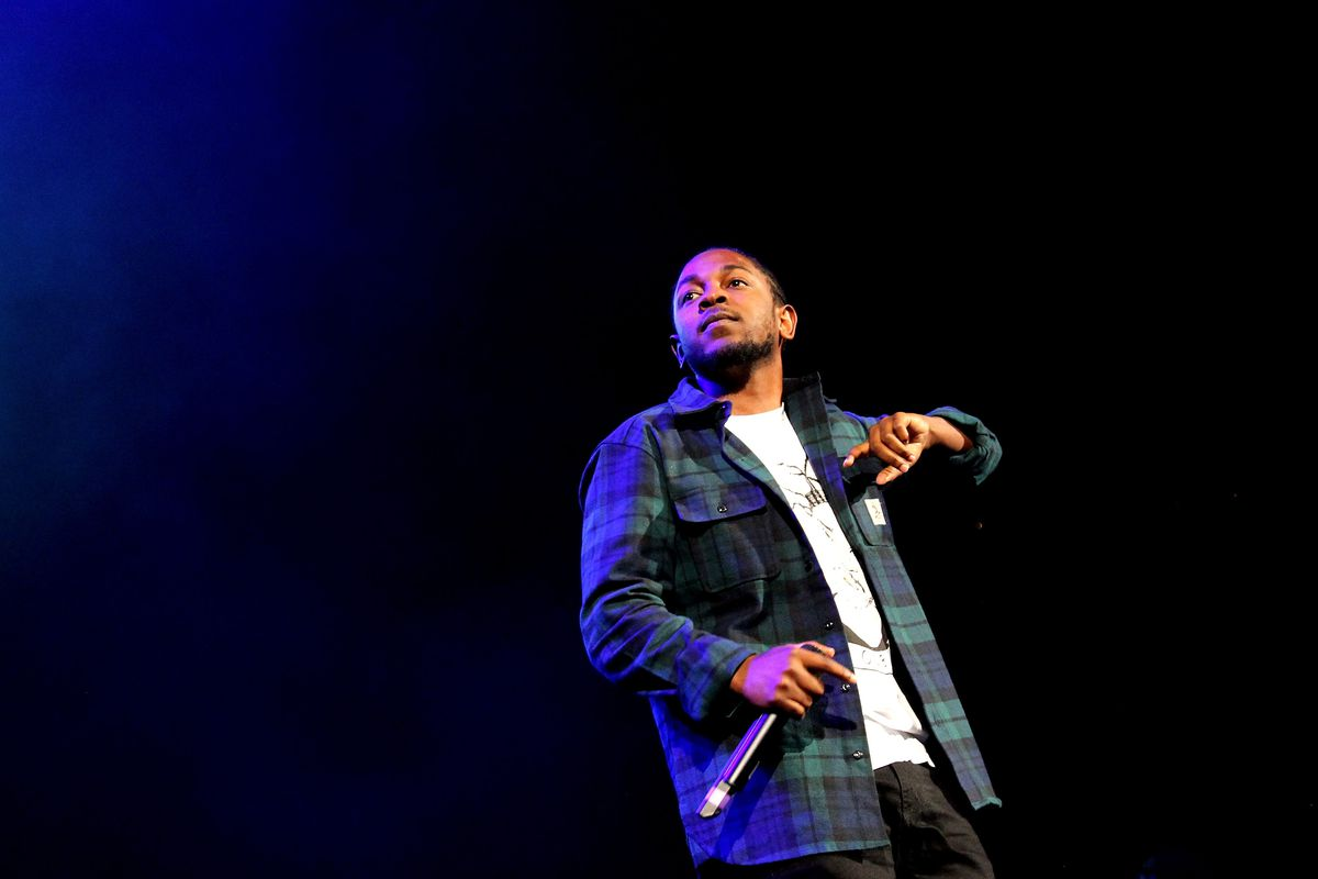 Kendrick Lamar pulled in 11 Grammy nominations for his album To Pimp a Butterfly.