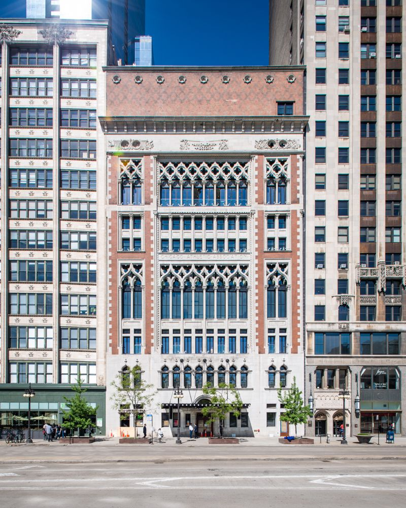 Sy Chicago Athletic Ociation Hotel Opening This Spring Curbed 11 Historic Buildings Getting New Life As Hotels Apartments