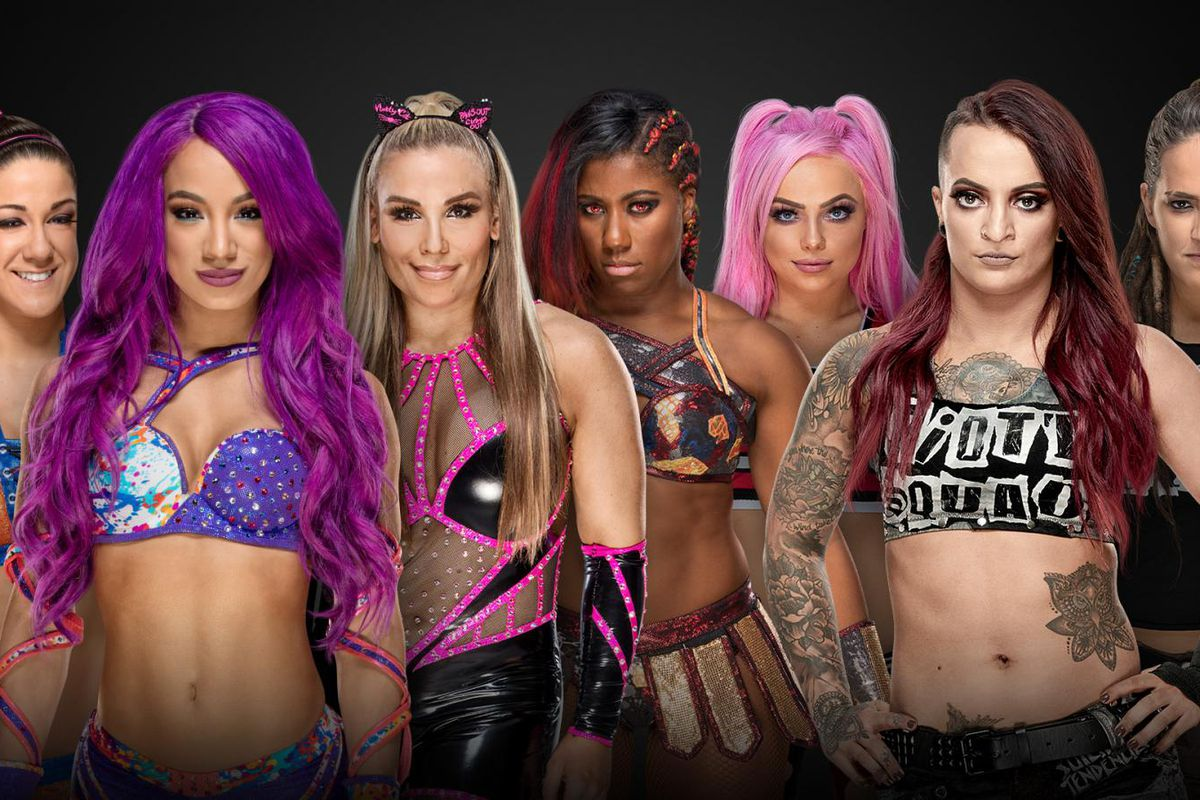 List Of Wwe Papervieuw 2019: Updated List Of Confirmed Entrants In The Royal Rumble