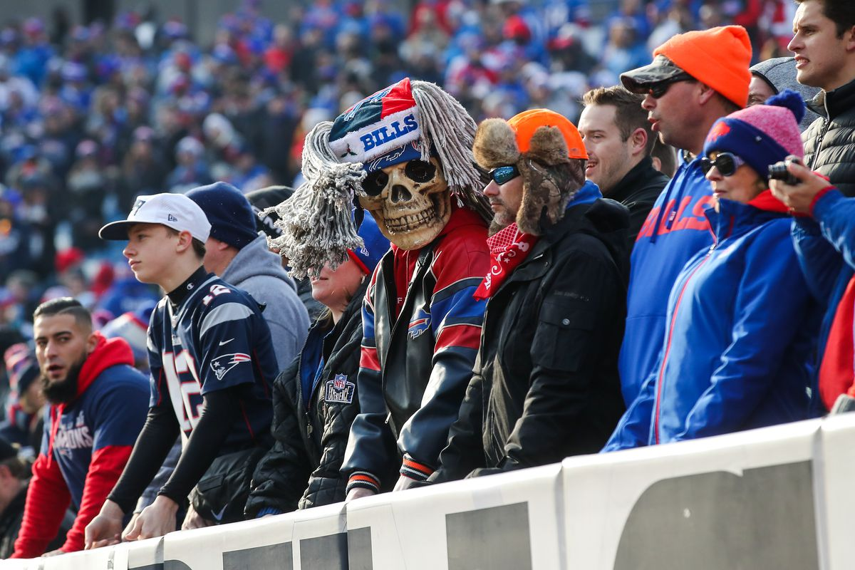 Bills Fans Appear To Have Tossed Another Dildo At The