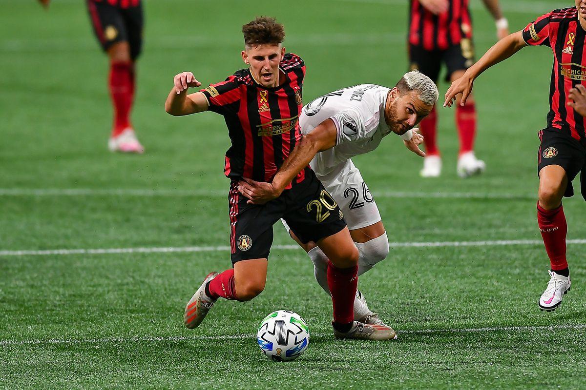 SOCCER: SEP 02 MLS Inter Miami CF at Atlanta United FC