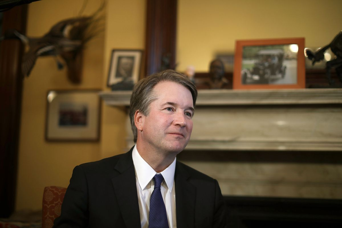The carefully crafted narrative around Brett Kavanaugh President Trumps Supreme Court nominee plays down his legacy as a charter member of elite