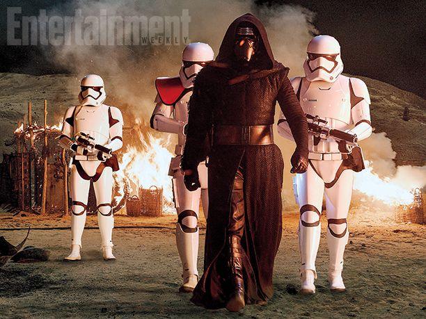 Force Awakens Kylo Ren