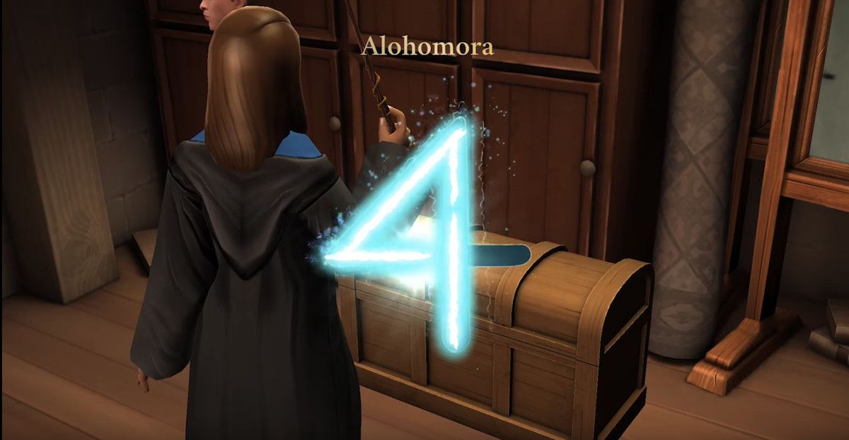 The mobile Harry Potter RPG could be a Hogwarts dream or a
