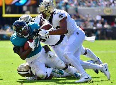 New Orleans Saints vJacksonville Jaguars