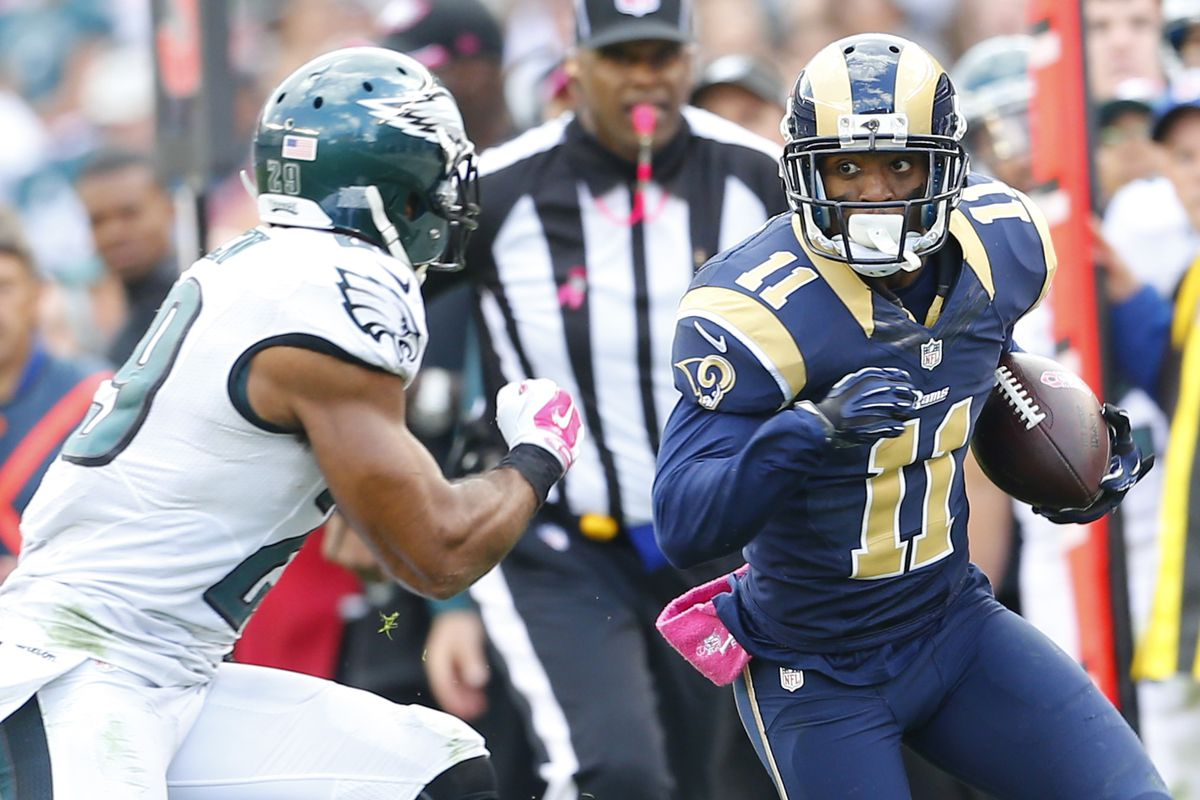 Nfl Free Agency Rumors Tavon Austin Has High Interest In Playing