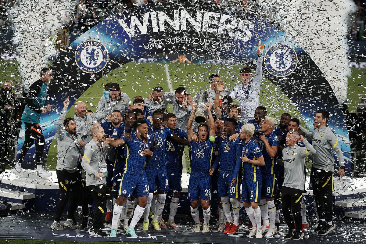 Chelsea FC v Villarreal CF UEFA Super Cup 2021