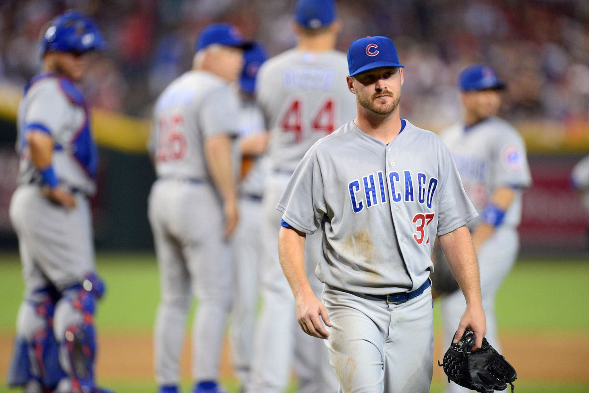 Another bad night on the hill for Travis Wood.