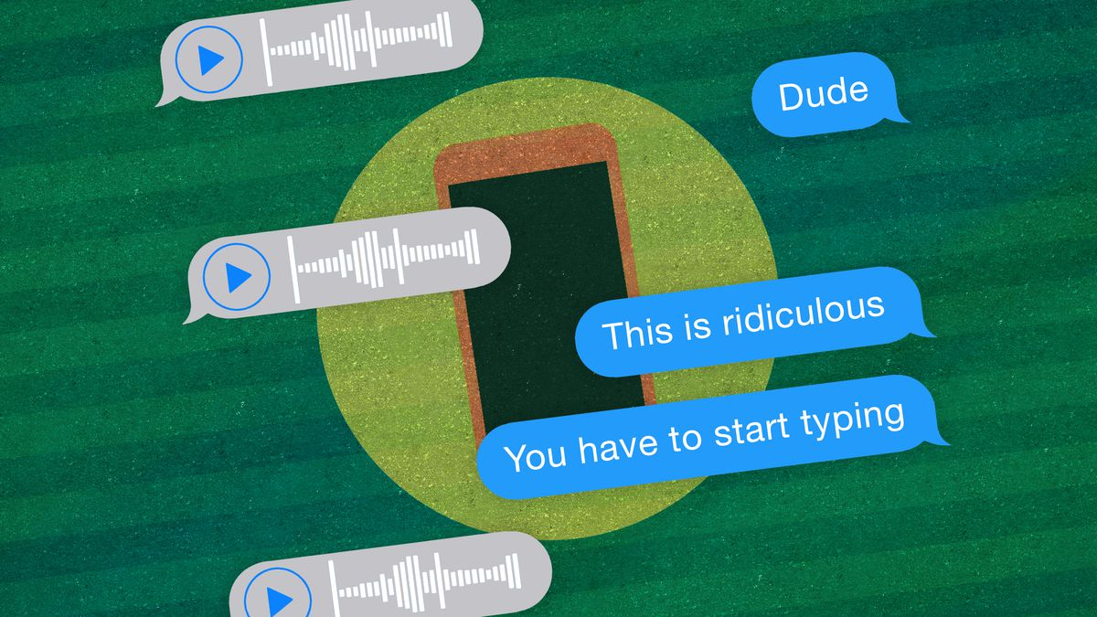 Voice Texting