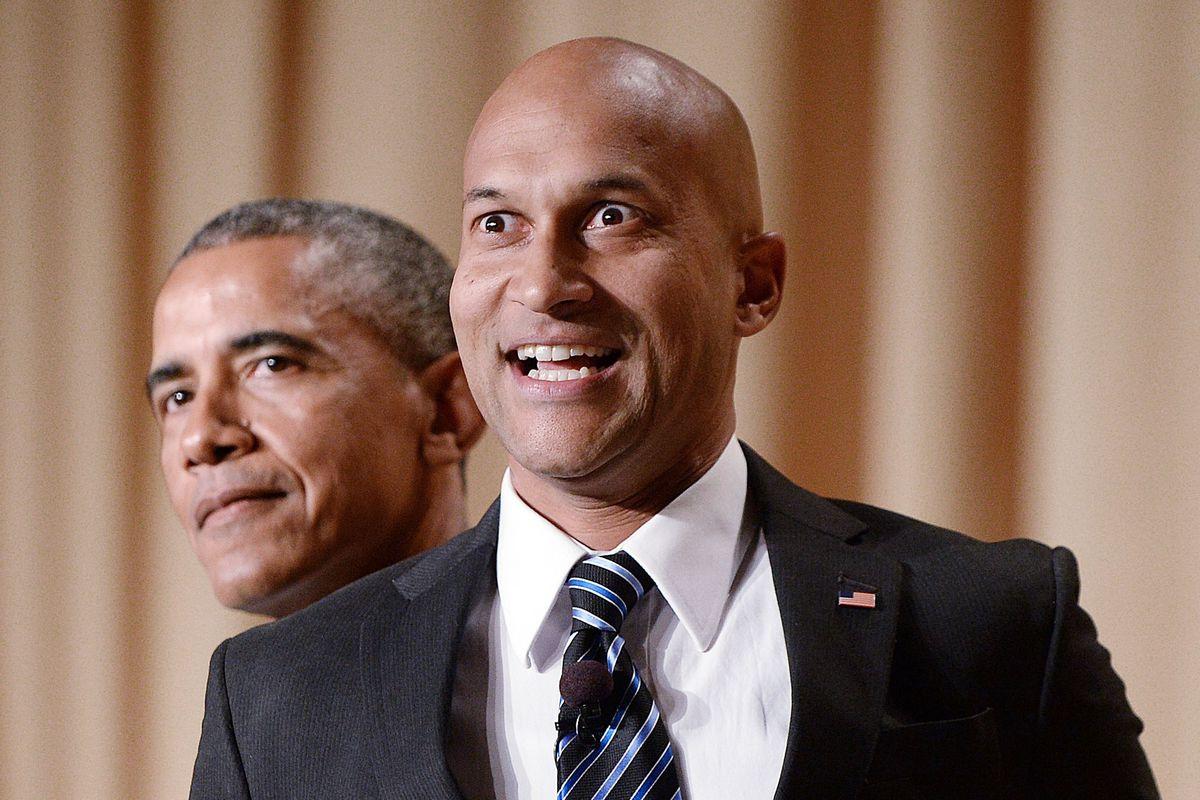 Barack Obama Addresses White House Correspondents Dinner