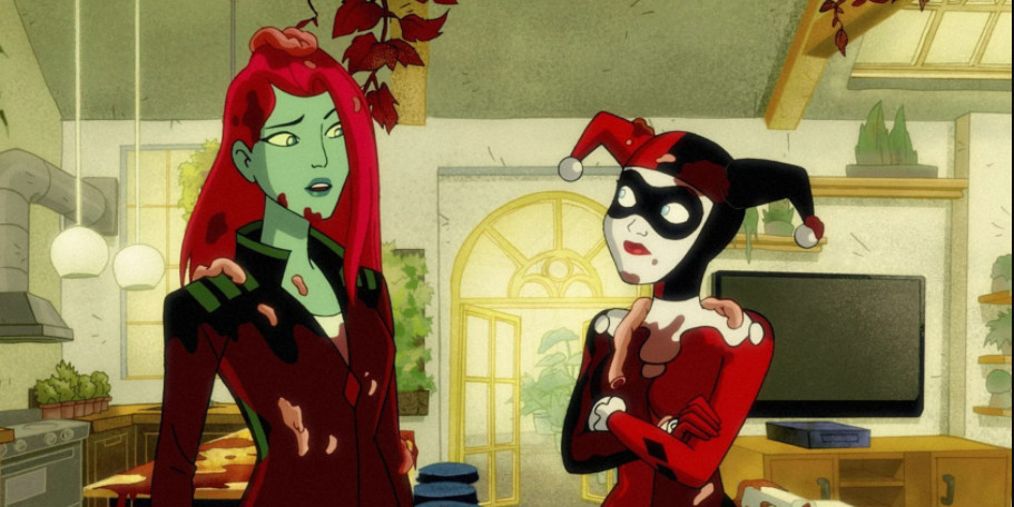 Harley Quinn Animated Series Wild Chaotic And Deeply Terrific Vox