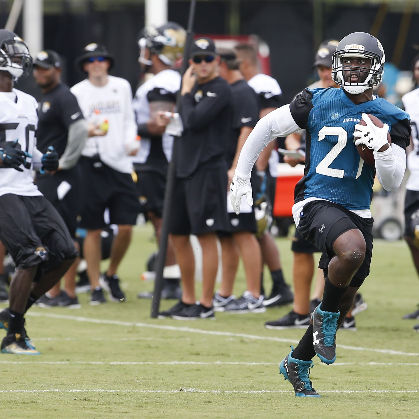 Jaguars Release First Unofficial Depth Chart For 2017 Season