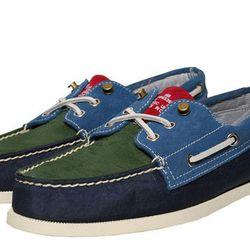 Sperry Topsiders boat shoe (Macy's $90)