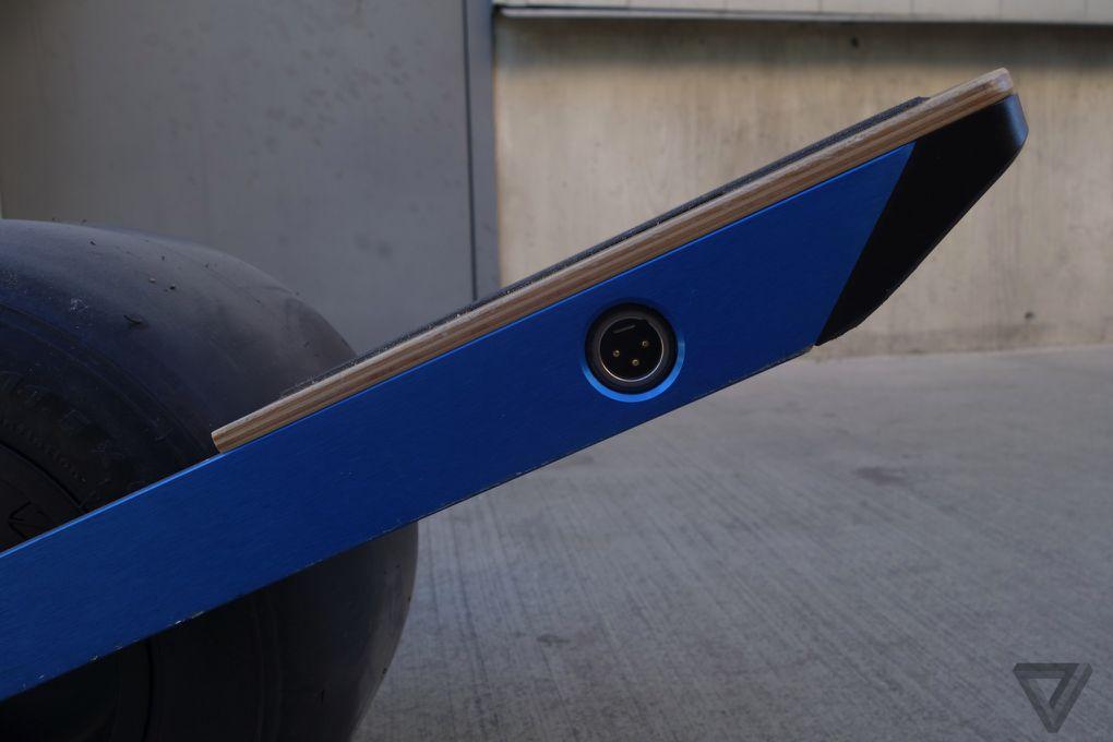 The Onewheel Isn T A Skateboard But It S Still Fun As