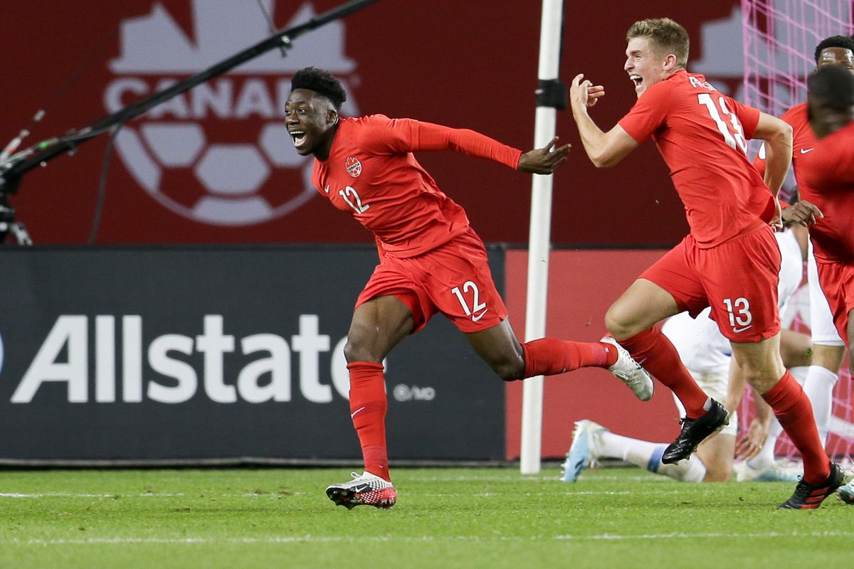 United States v Canada - CONCACAF Nations League