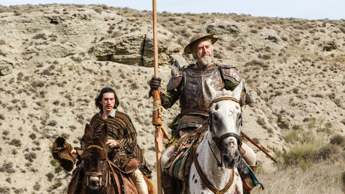 The Man Who Killed Don Quixote Review Adam Driver And A 3 Decade