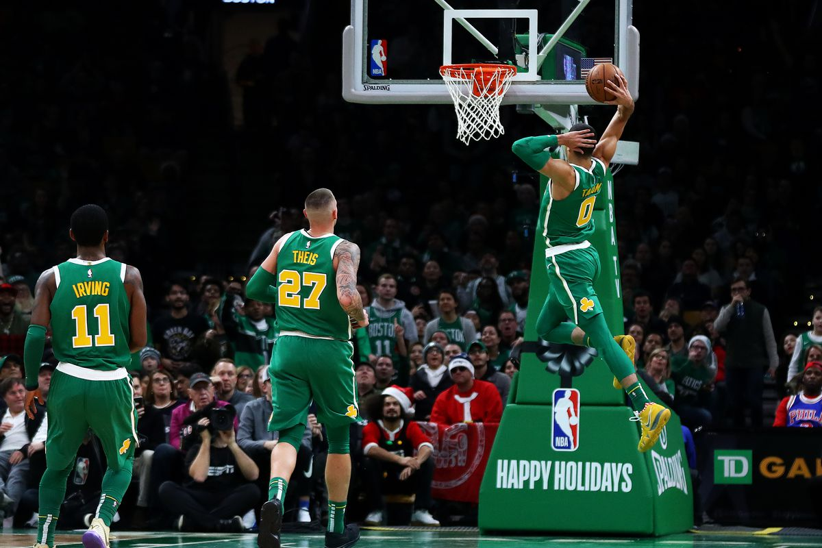 a3bab0d5f2a4 How do the Celtics have a top-10 offense without scoring in the paint or  from the free throw line
