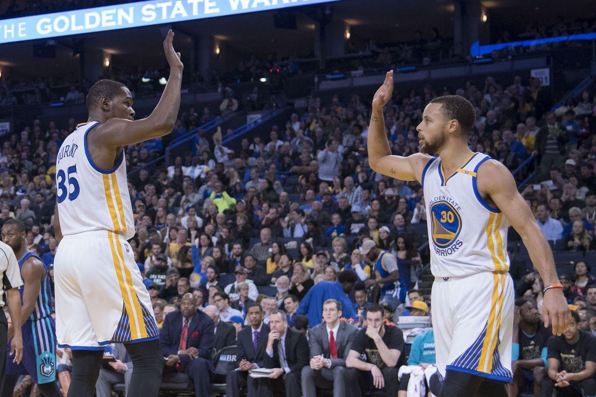 NBA: Charlotte Hornets at Golden State Warriors