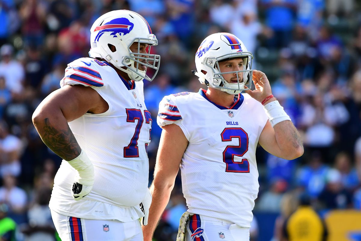 Will Tyrod Taylor Start for the Bills in Week 12?