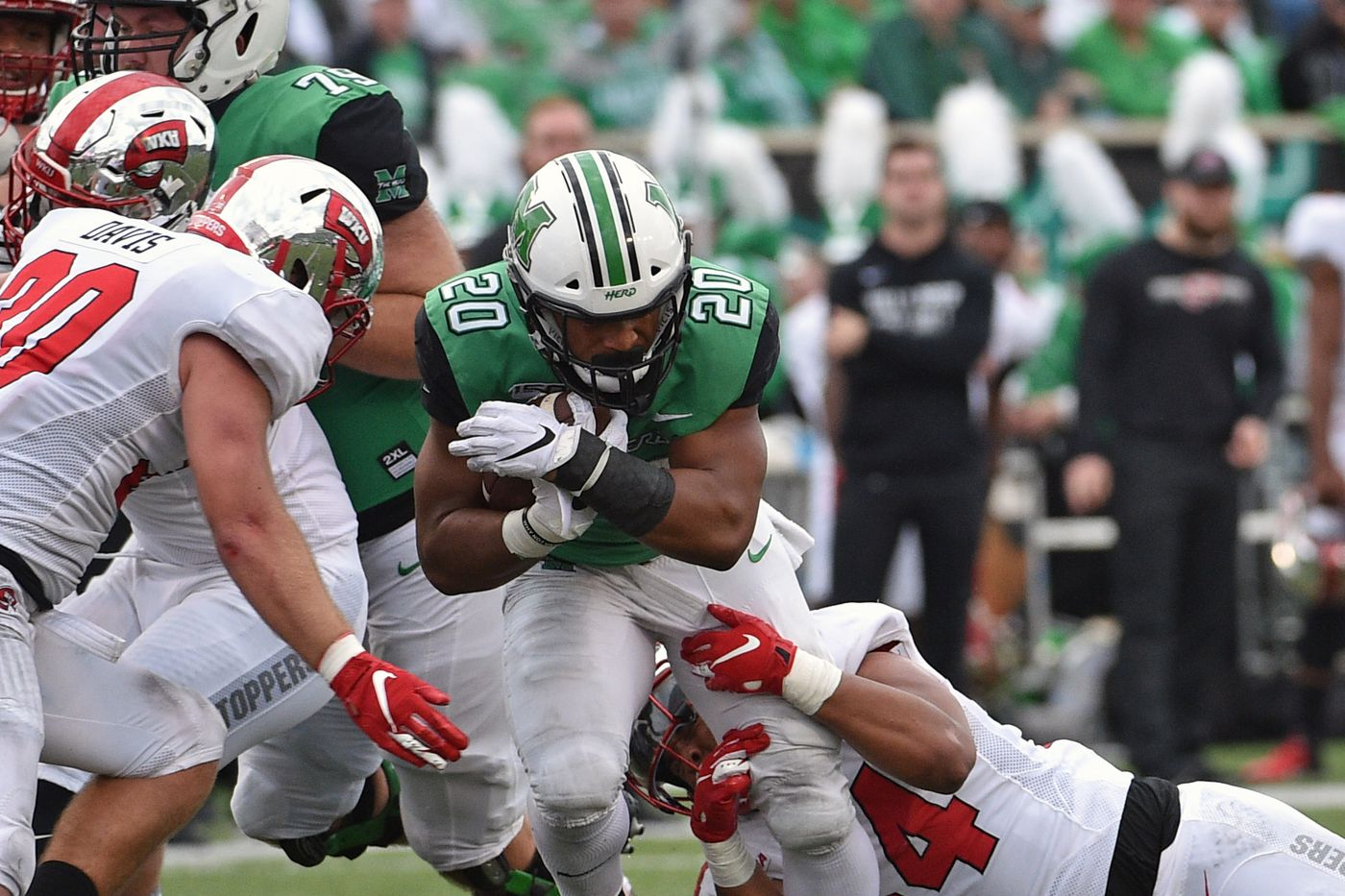 2020 Week 6 Preview Marshall Thundering Herd Wku Hilltoppers Underdog Dynasty