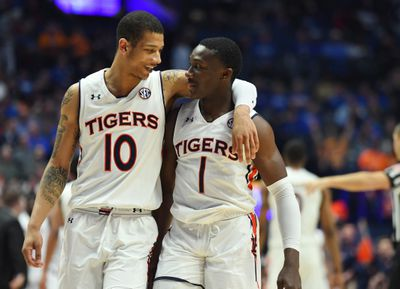 NCAA Basketball: SEC Conference Tournament-Auburn vs Florida