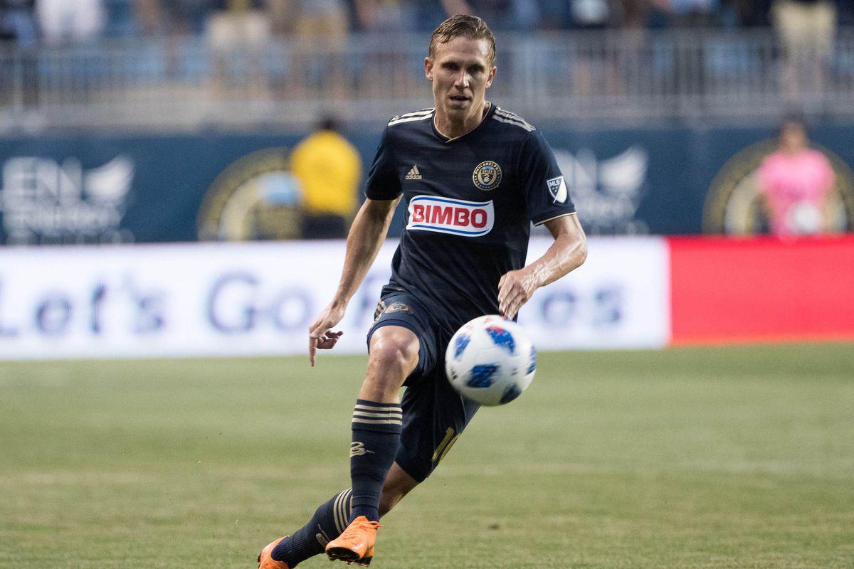 MLS: Chicago Fire at Philadelphia Union