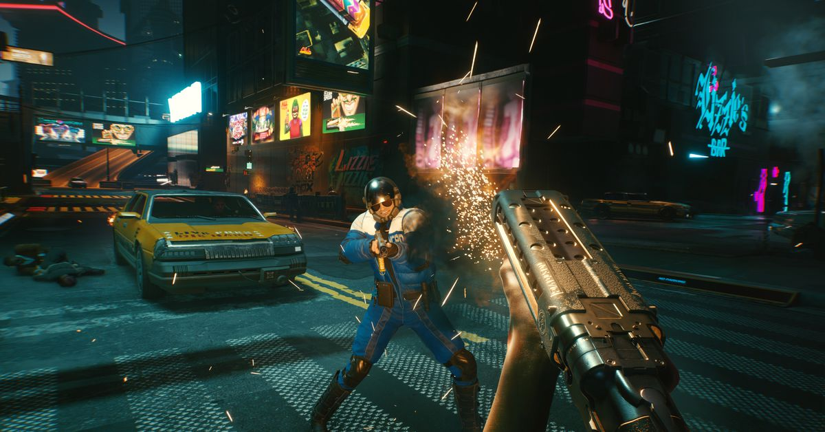 Cyberpunk 2077 patch 1.2 'coming soon' — update fixes hundreds of bugs – Polygon