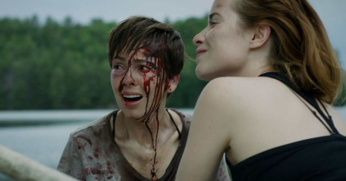 What Keeps You Alive Review Lesbian Slasher Undoes Horror Movie History - Polygon-7304