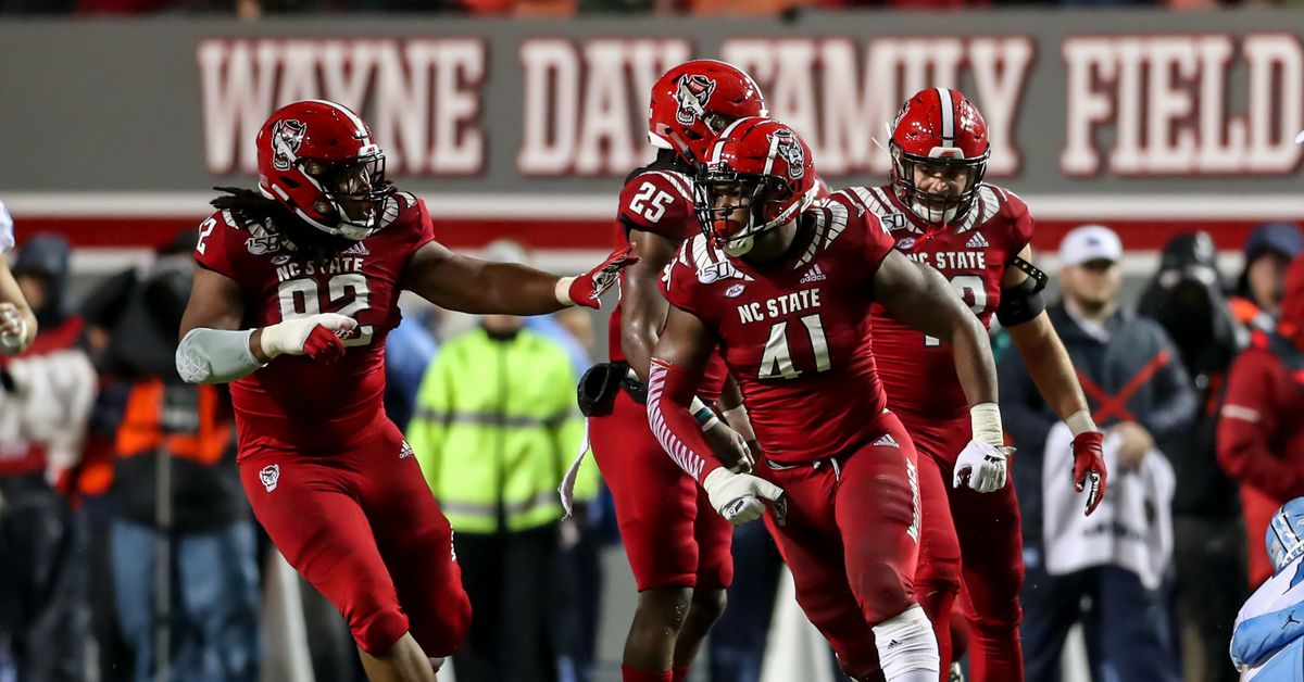 NC State football announces 2020 team captains - Backing ...North Carolina Football Schedule 2020