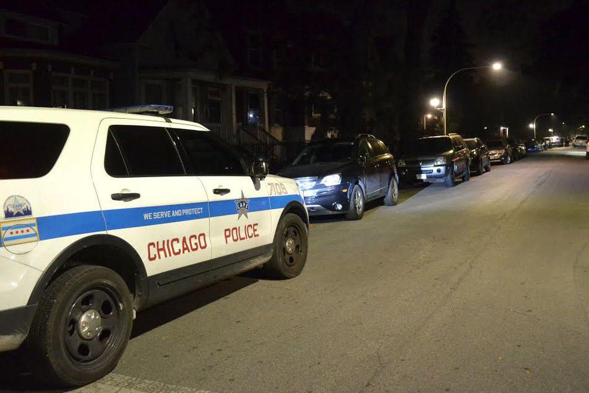 Cragin crash: 2 Chicago police officers hurt, driver and passenger arrested