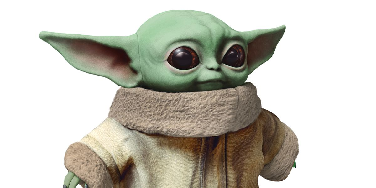 Walmart promptly removes bizarre Baby Yoda plush from website