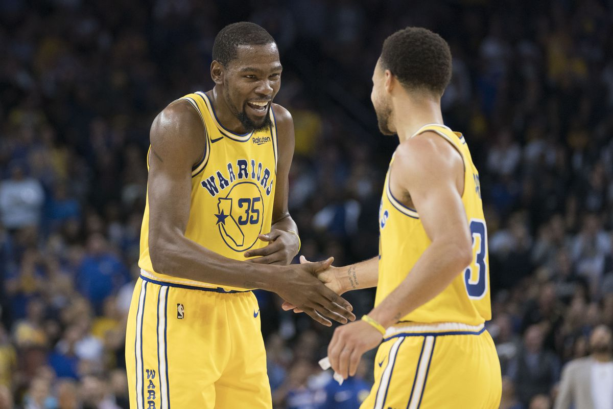 Warriors Breakdown  How the best duo in the NBA defeated the Kings - Golden  State Of Mind fcd0e385c