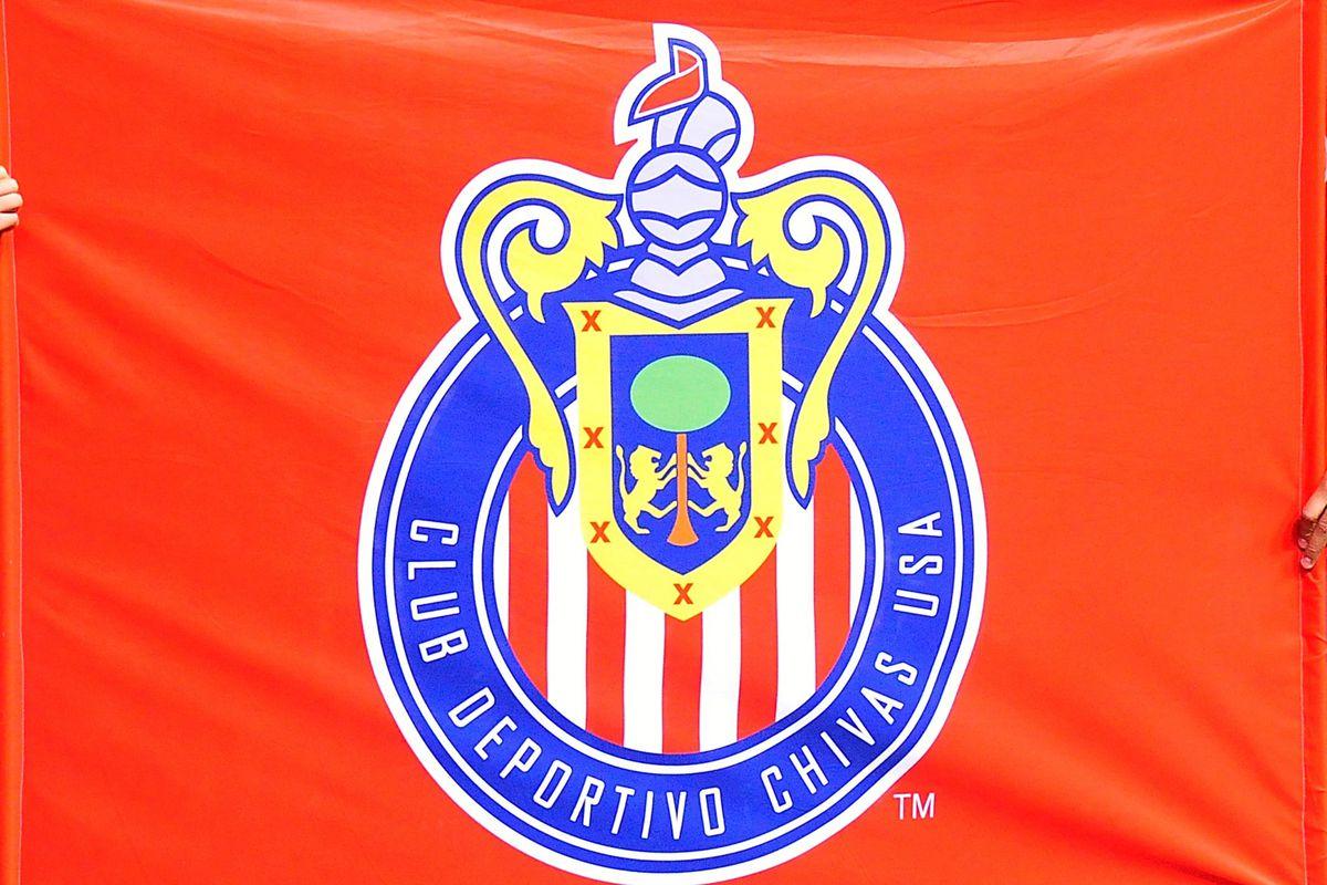 The current Chivas USA logo.